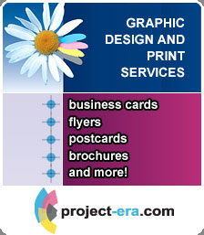 Project-era.com - Graphic Design and Printing Services